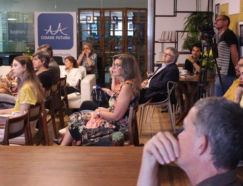 Sala Cidade Futura recebeu o Encontro Filósofos Inovadores