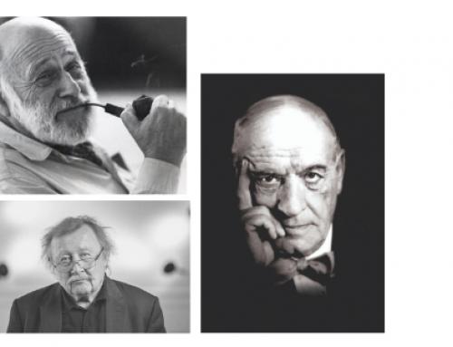 Inovadores: filósofos e poetas da futuridade